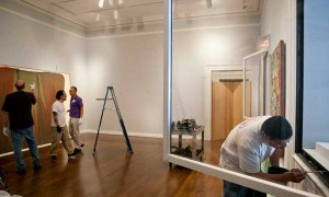 Reinstalling the galleries of Modernist art
