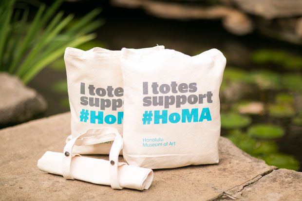 """Buy a $100 gift Supporter membership and get this handy """"totes"""" bag!"""