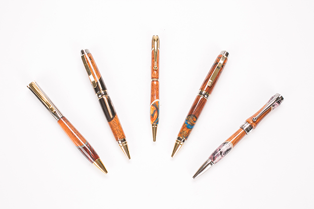 Pens by Lau Lau Woodworks