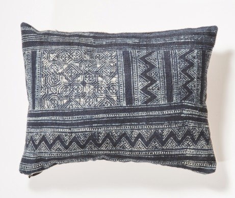 Specialty Indigo Pillowcase. $110