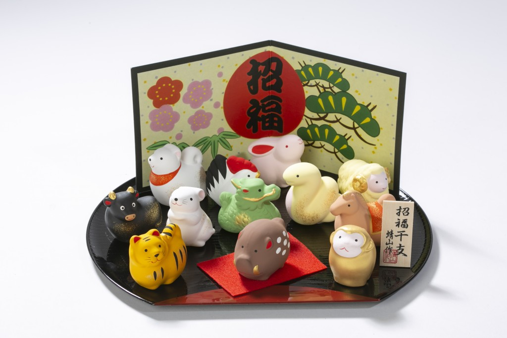Have the creatures of the Chinese zodiac ever been cuter?