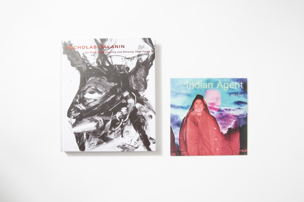 Once struck in awe by Galanin's bear, head over to the Shop and pick up his music and publication.