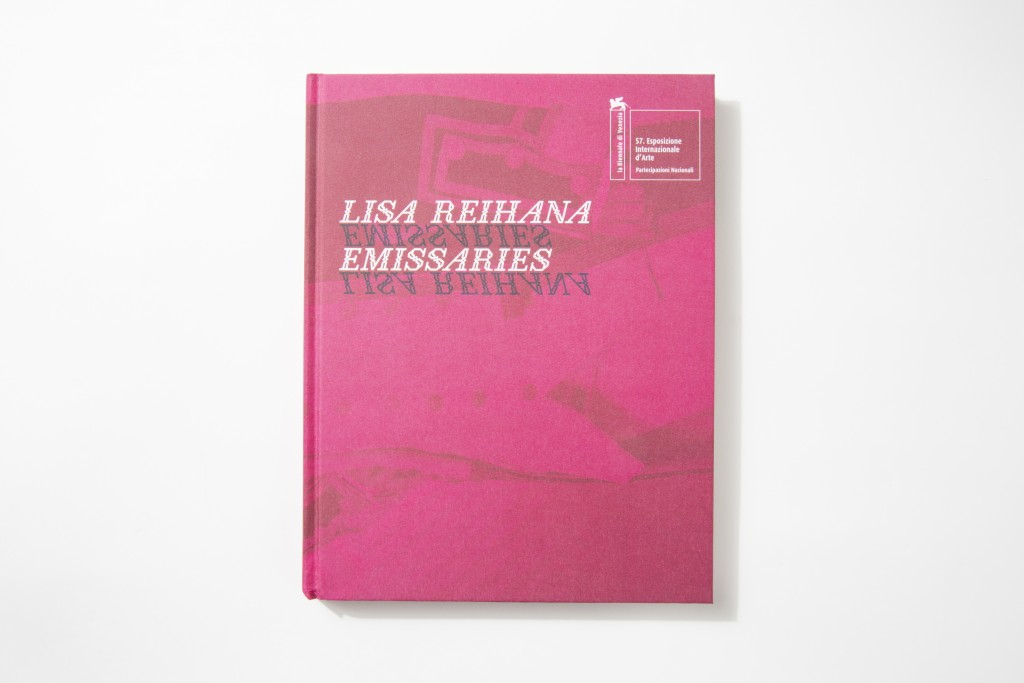 Learn about the complex process behind Reihana's video in her catalog.